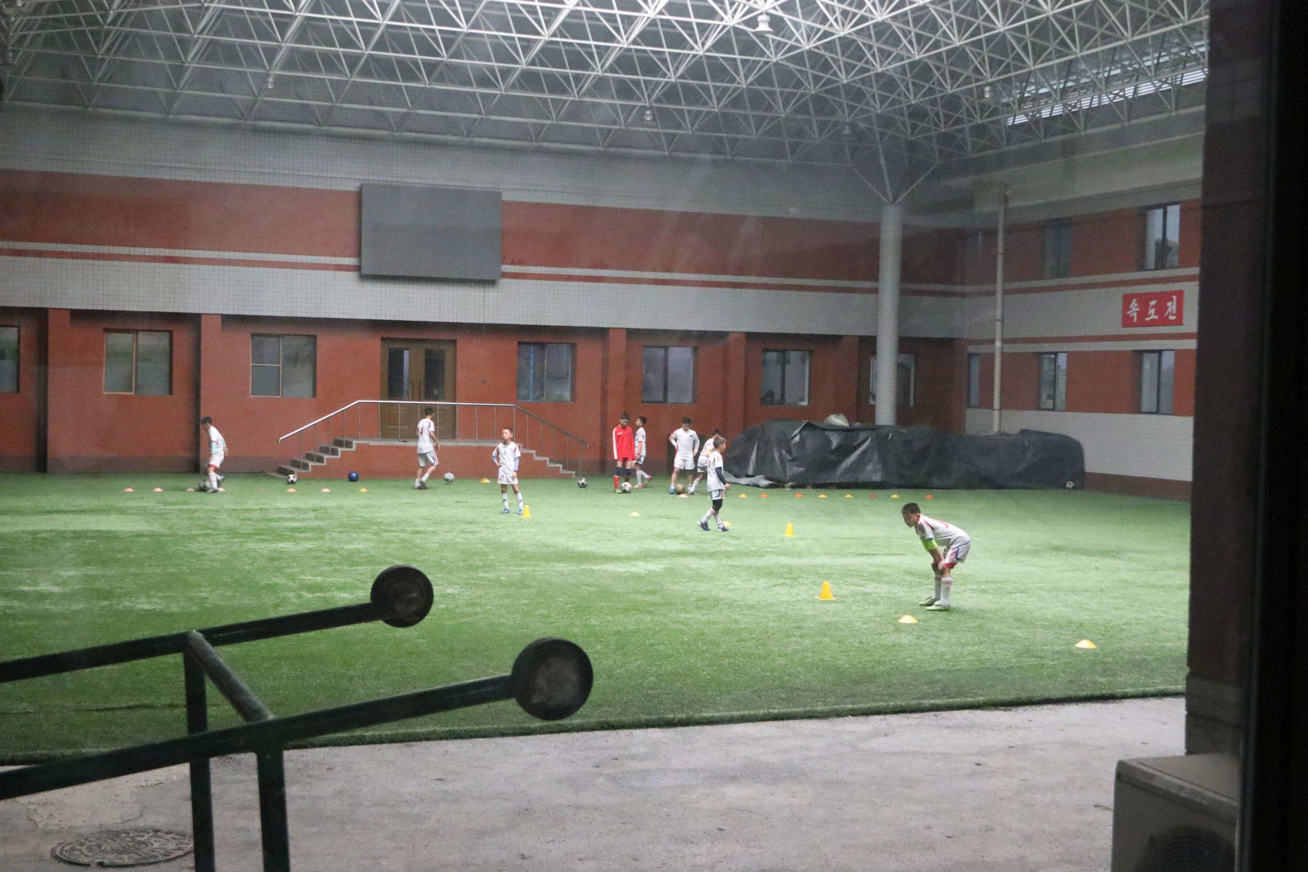室內訓練場